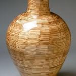 5. Gauthier, Robert, Zebrawood Amphora